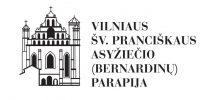 Bernardinu parapijos logo